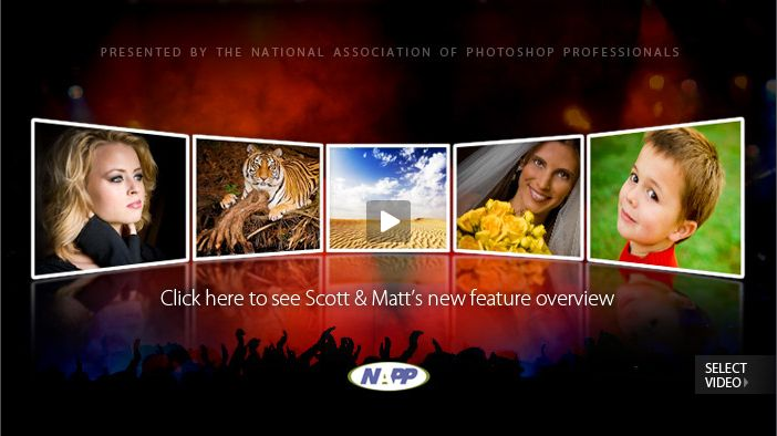 The NAPP has launched their Lightroom 2 Learning Center