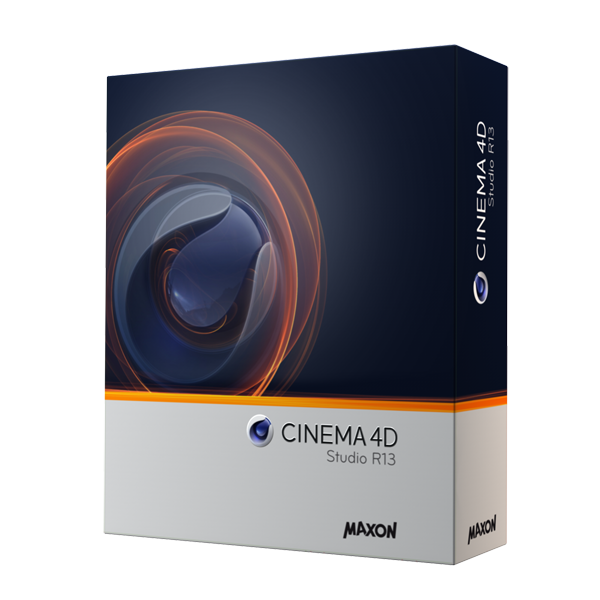 Cinema 4D R13 Studio Version