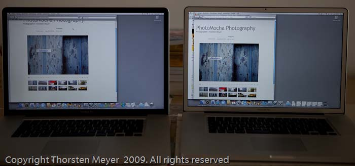 MacBook Pro Glare and non-Glare