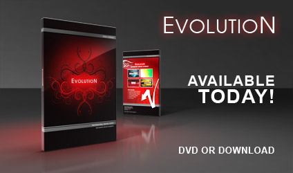 Evolution Now Available!