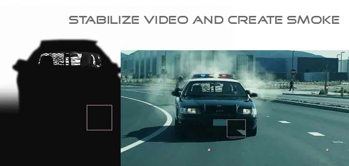 Video Tutorial (videocopilot) Stabilize Video and Create SMOKE