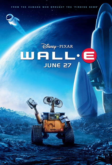 walle Movie Poster