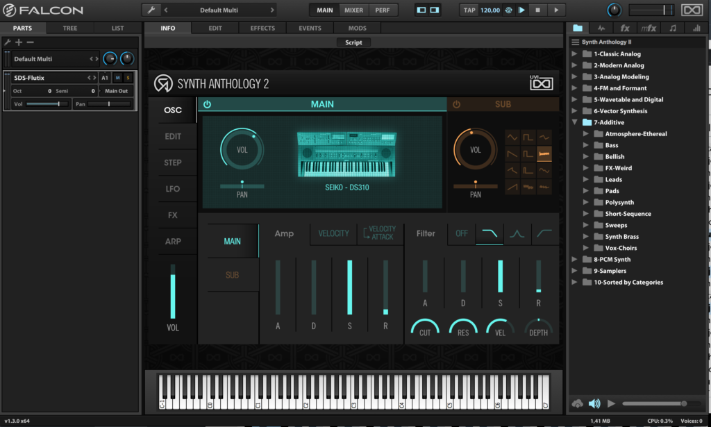 Review: Synth Anthology 2 by UVI | VI-CONTROL
